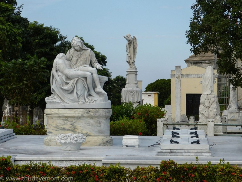 Colon Cemetery in Havana.