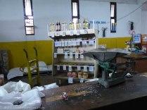 State run Market in Havana Cuba