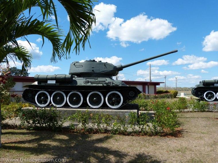 Bay of Pigs Museum Cuba