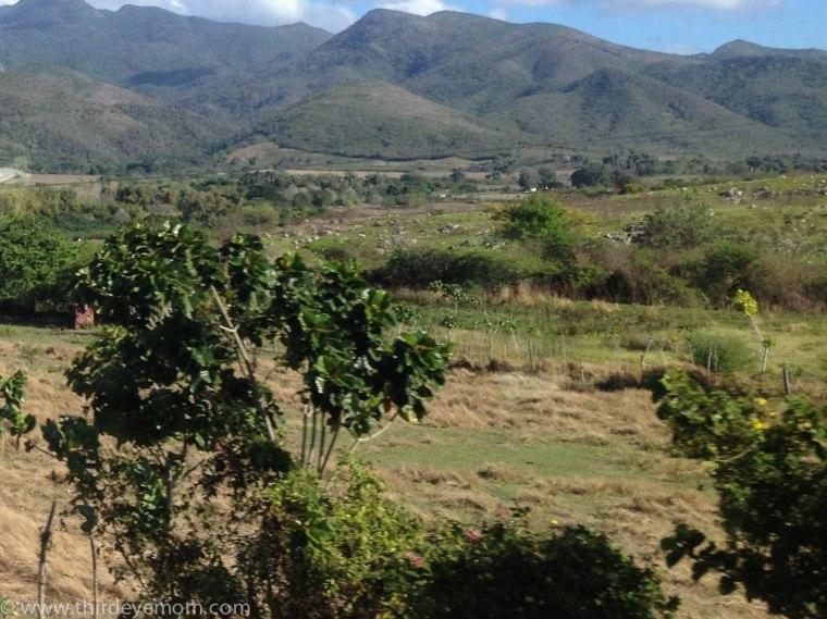 Cuban countryside