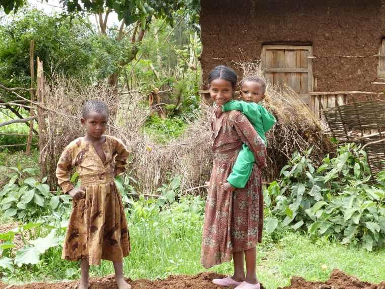 Mosebo Village Ethiopia