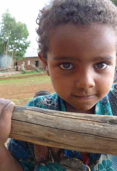 Children of Mosebo Village