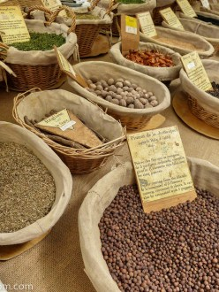 French spice market