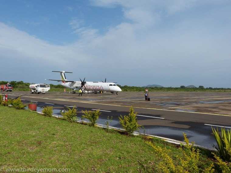 Bahir Dar Ethiopia airport