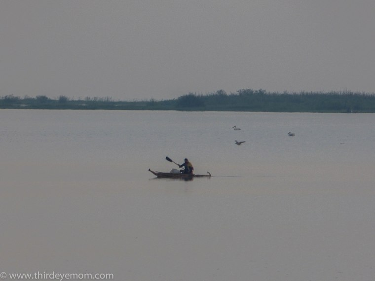 Papyrus boat on Lake Tana Ethiopia