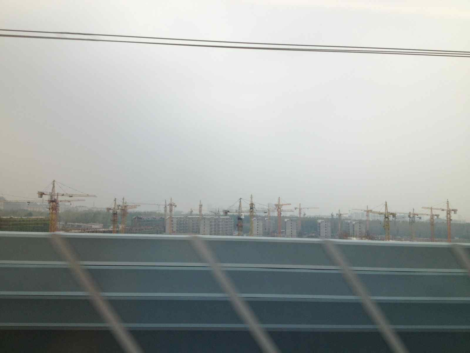 The abandoned ghost towns en route to Shanghai