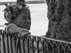 Old Havana Woman