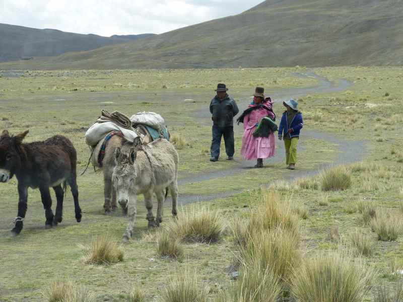 Condoriri Mountain, Bolivia