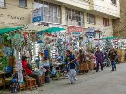 Mercado Negro La Paz Bolivia