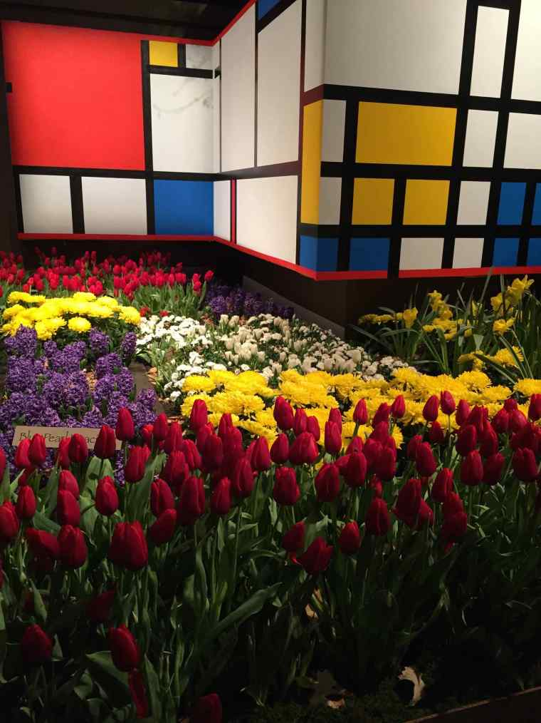 Macy's Flower Show Minneapolis MN 2015