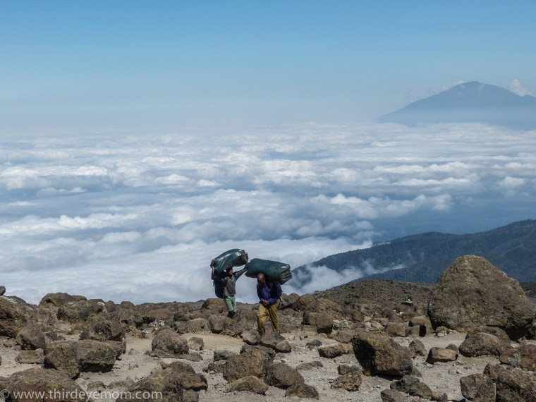 Shira Camp, Machame Route, Kilimanjaro