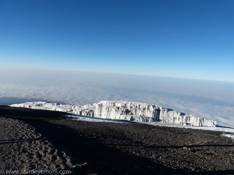 Top of Kilimanjaro