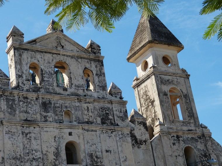 Iglesia Guadalupe Granada Nicaragua
