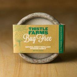 Bug free candle