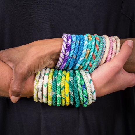 Blessed Hope Nepal bracelets