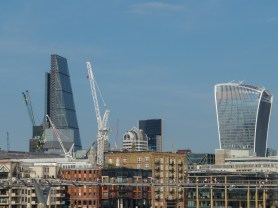River Thames cruise, London