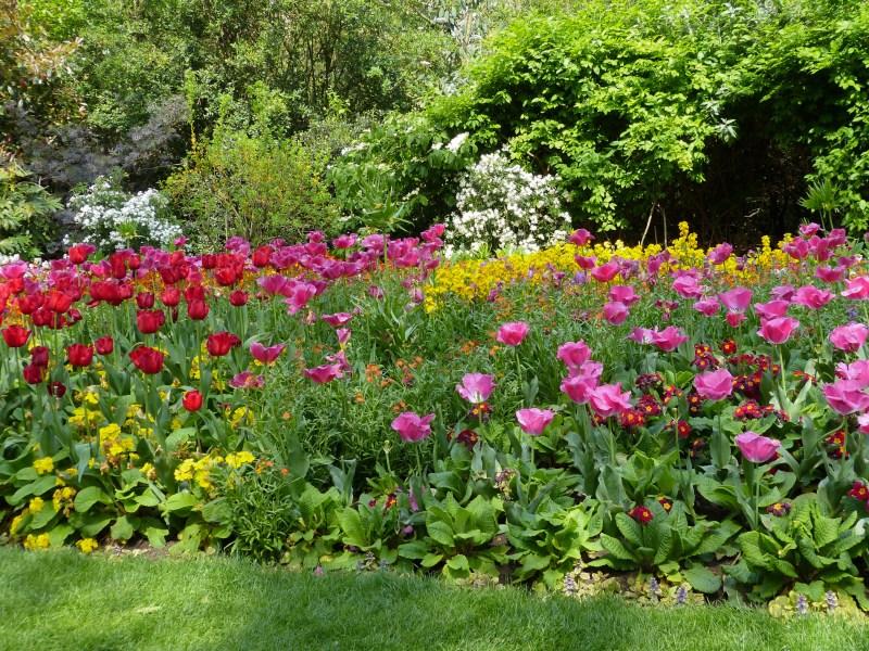 St. James Garden, London England
