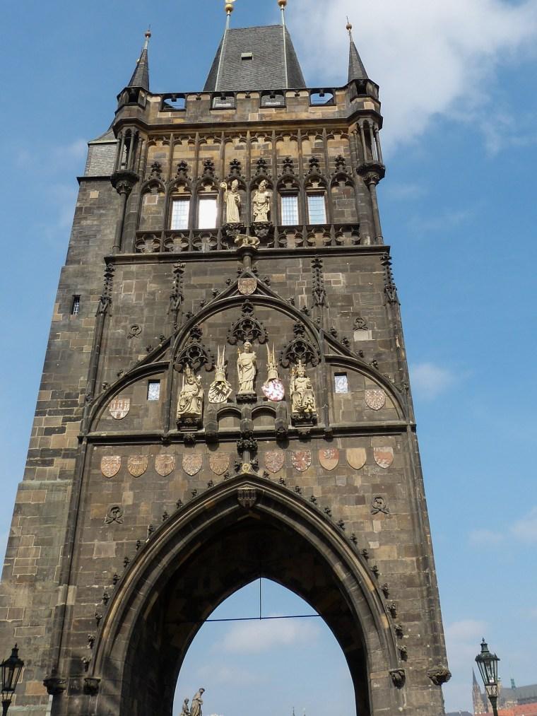 Old Town Tower Bridge.