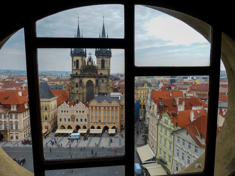 Bell Tower Prague