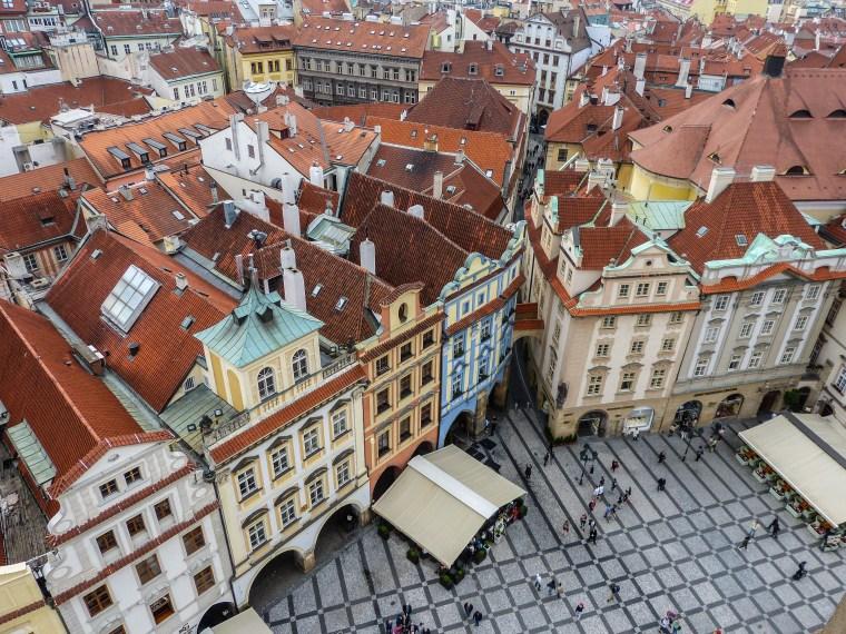 Bell Tower, Prague