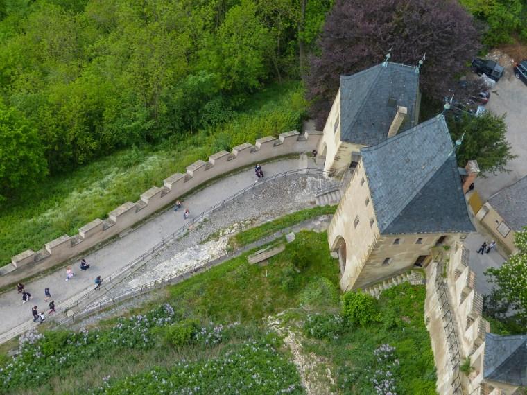 Hrad Karlštejn Crech Republic