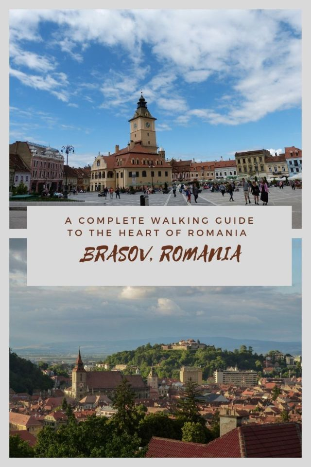 Heading to Romania? Be sure to spend a day or two in lovely Brasov. Check out my walking guide of the top sights in Brasov here.