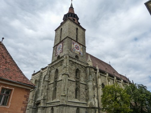 Black Church, Brasov Romania