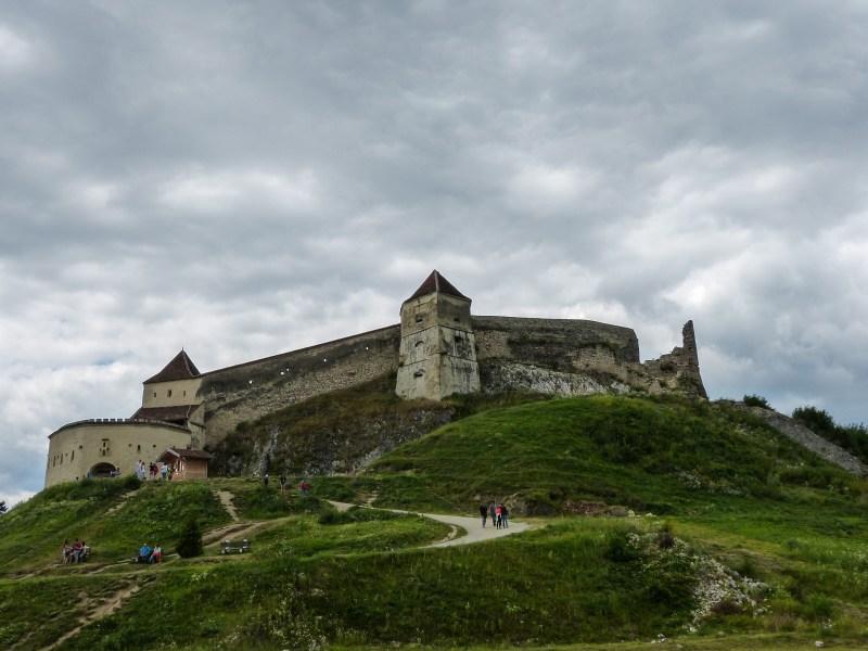 Rasnov Fortress Romania