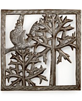 Heart of Haiti Metal Art