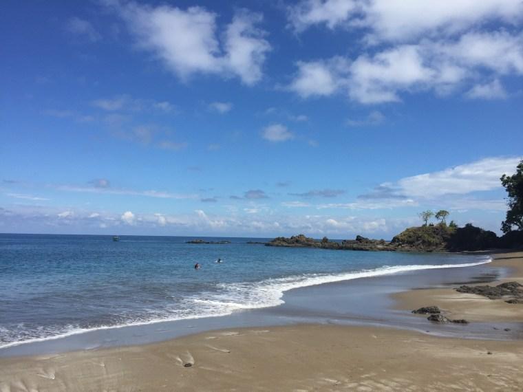Isla del Caño, Osa Peninsula, Costa Rica