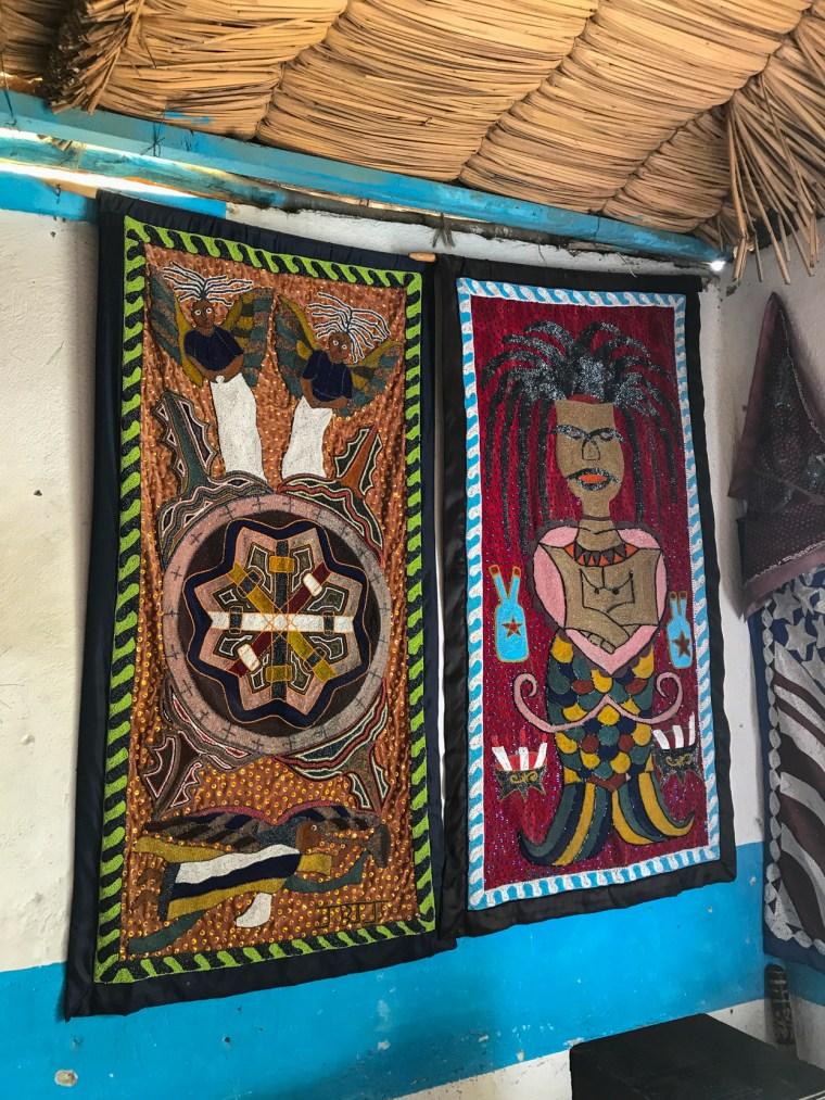 Jean Baptiste Jean Jospeph, Isador Gallery, Haiti