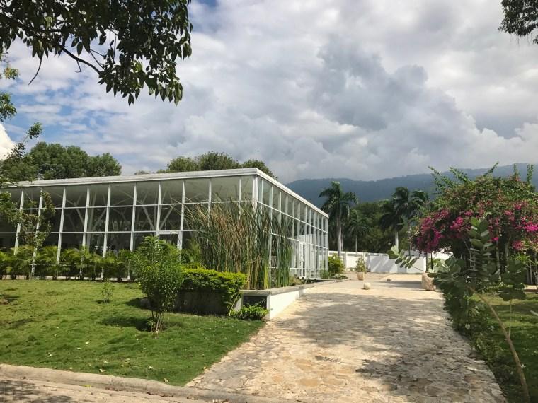 Les jardins de Mupanah, Port-au_Prince, Haiti