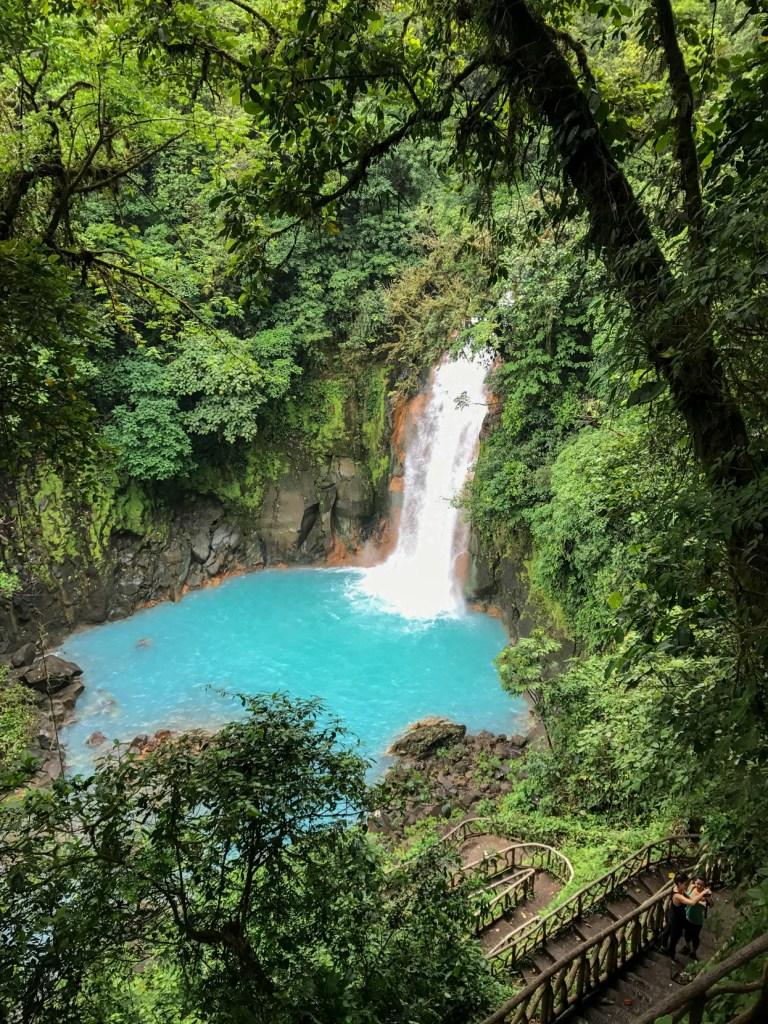 Tenorio Volcano National Park/Parque Nacional Volcan Tenorio, Costa Rica
