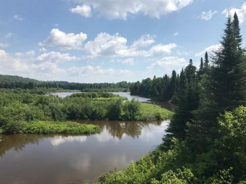 Grand Portage State Park, Minnesota