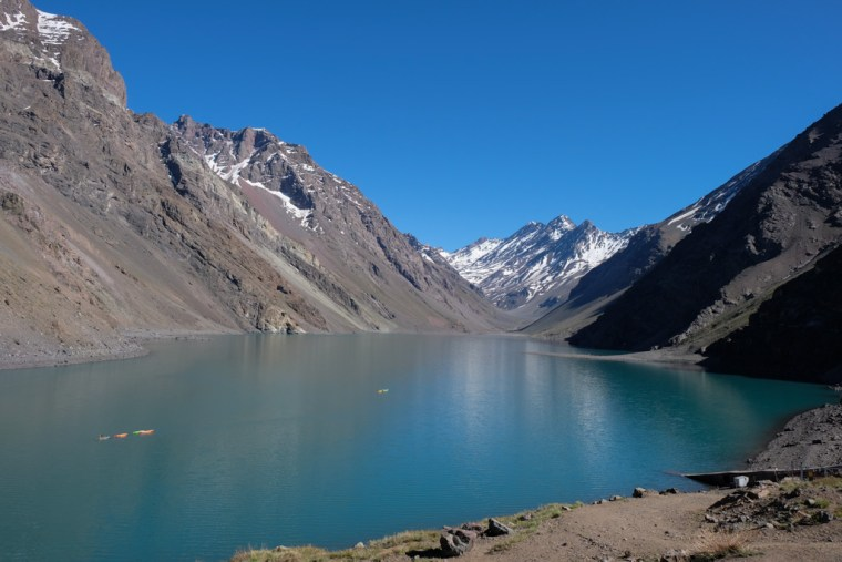 Laguna del Inca, Portillo Ski Resort, Chile