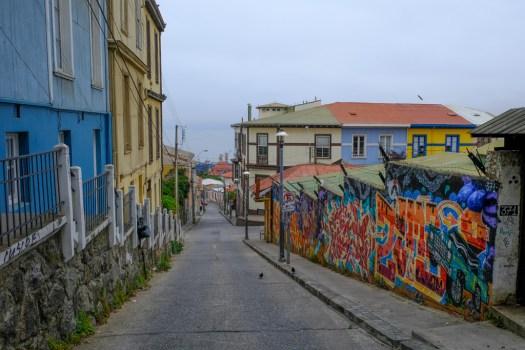 Cerro Alegre, Valparaiso, Chile