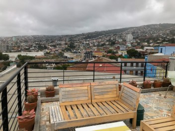 Casa Galos Hotel and Lofts, Valparaiso, Chile