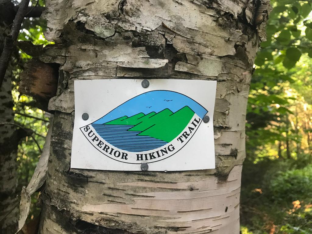 Leveaux Mountain Trail, Lake Superior hiking trail