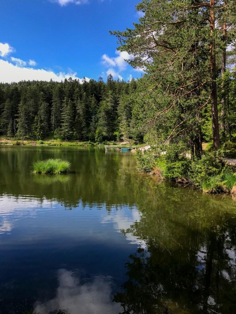 Lake Möserer See, Seefeld Austria