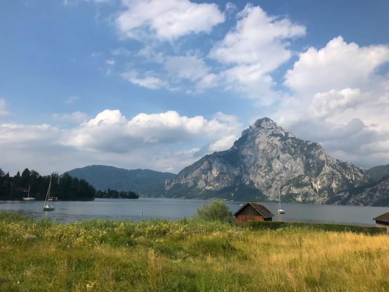 Lake Traunsee, Austria