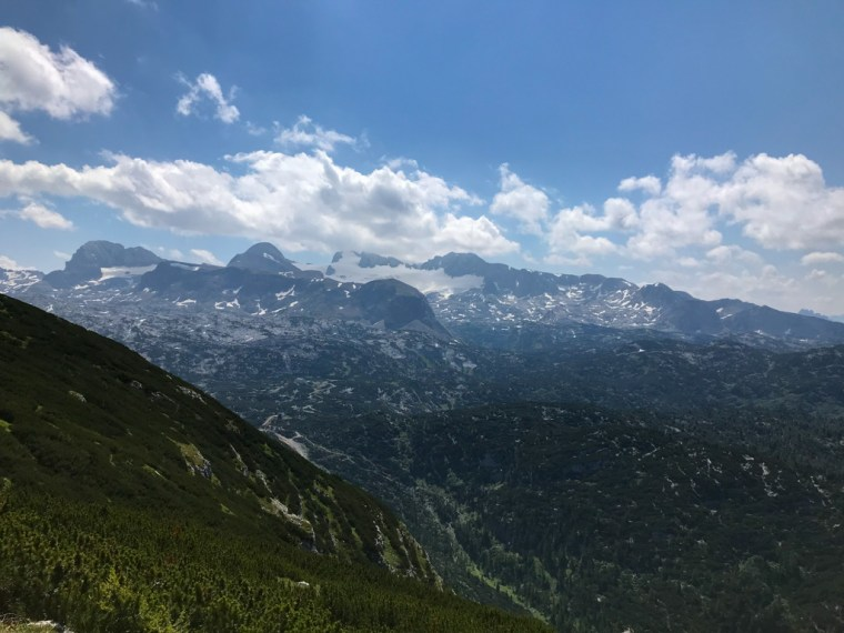Dachstein Krippenstein, Austria