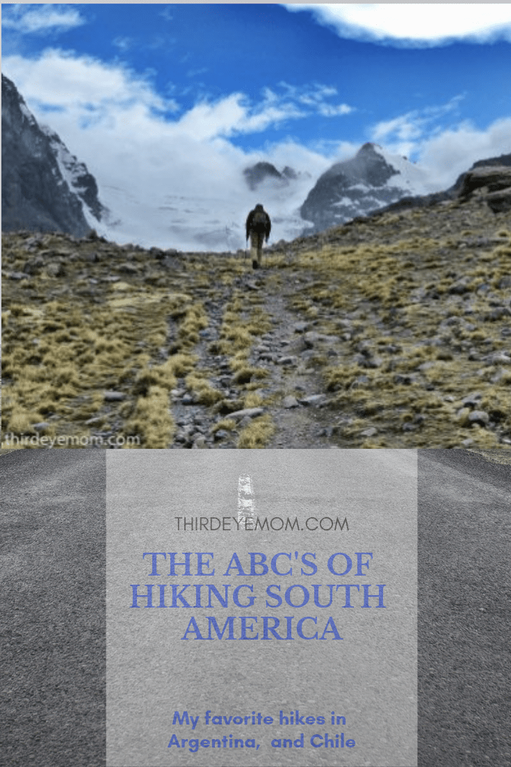ABCs of Hiking South America