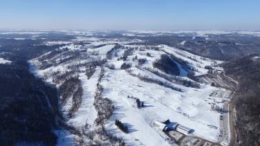 Afton Alps Ski Area, Afton, MN