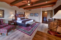 The rooms at Hacienda del Sol. Photo Credit: Tom Firth