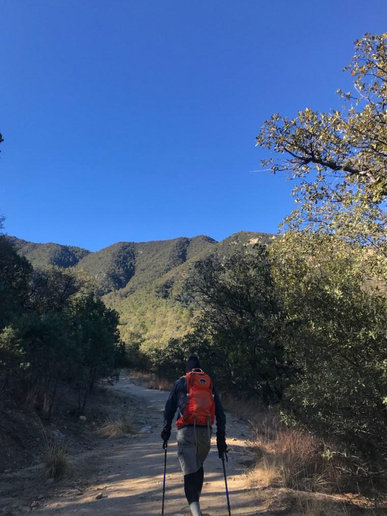 Old Baldy Trailhead, Mount Wrightson, Tucson, Arizona