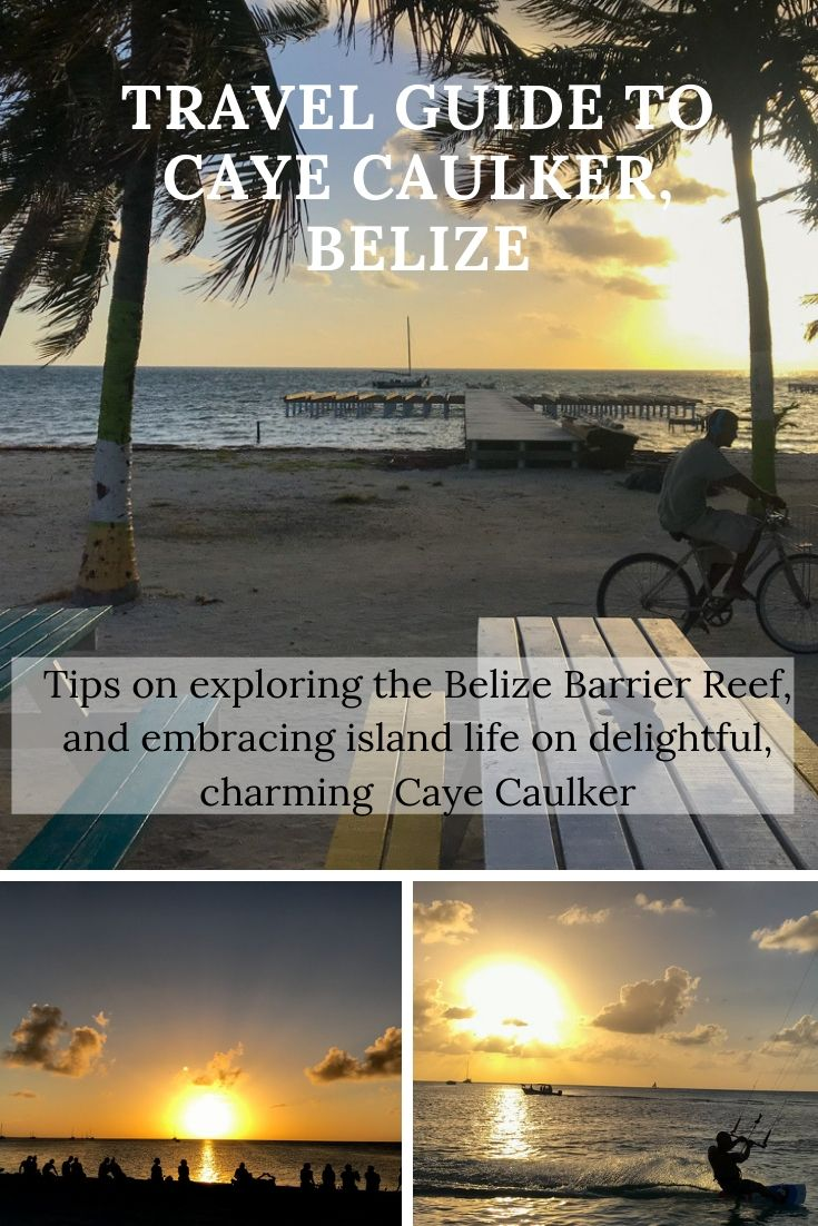 Caye Caulker offers island and ocean loving travelers a wonderful refuge to swing away lazy afternoons in a hammock or take an adventure of a lifetime swimming with nurse sharks and sting rays in the nearby Belize Barrier Reef. Despite her popularity, Caye Caulker still has retained her laid-back island charm and is the perfect place to base yourself for exploring the reef. Whether a few days or a week, there is plenty of things to do in Caye Caulker. Check out my guide to go slow, as the locals say, in Caye Caulker.
