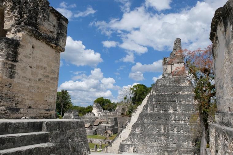 Tikal Central Acropolis