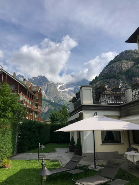 Villa Novecentro in Courmayeur