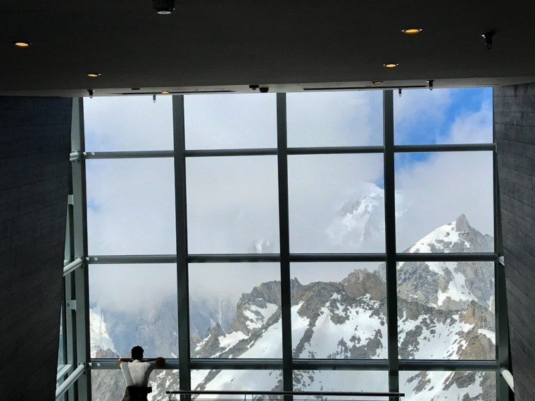 Skyway Monte Bianco, Courmayeur Italy