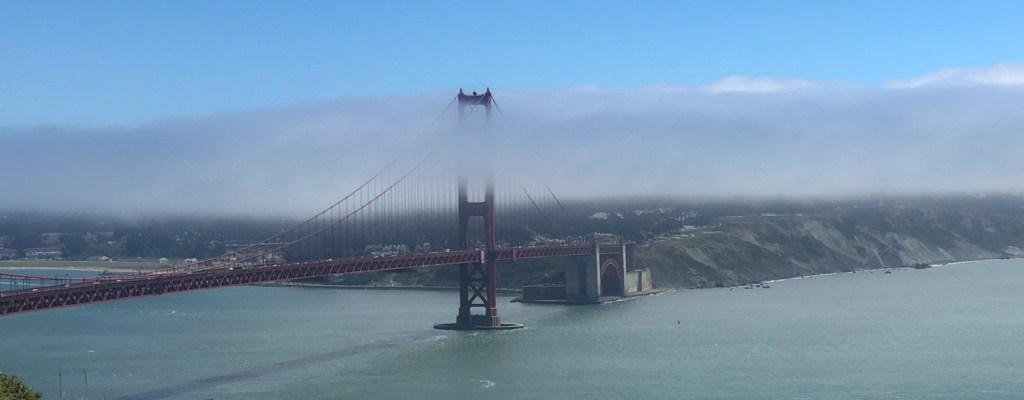 Golden Gate Bridge Drive